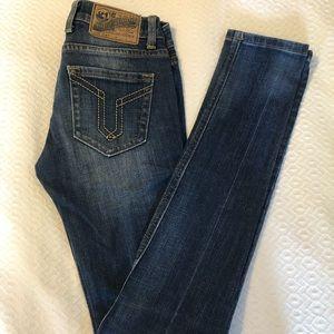 Vigoss Skinny Jeans Size 0 (25)